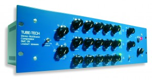 SMC 2B(M) Description The TUBE-TECH SMC 2B Stereo Multiband Compressor features three independent optical stereo compressors. Combining the effect of wide 3 band level control with individual compression of the three bands creates pure magic, especially on the main mix bus, but also on submixes like drum buss, instrument groups and single tracks. The SMC2B is one of the few audio processors, that is very hard to bypass, even after a short listening test, and it will tend to stay inserted forever because of the color and dynamics it can add to your source material. Try it for mixing, and hear the magic no other compressor can deliver! For Live use the SMC2B is adding quality and musicality to top touring acts. As an extra bonus feature, SMC2B can also be used to solve / remove annoying frequencies in basses, vocals, etc. It can even be set up as a d-esser. SMC2B can be very effective when recording very dynamic vocalists without having to spend hours sorting out problems after the recording has been done. The SMC 2B is one of the most creative and musical audio tools available, and an all-time favorite for countless sound engineers around the world.